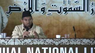Question/Answer Session Relationships - 26th Annual National Ijtima`