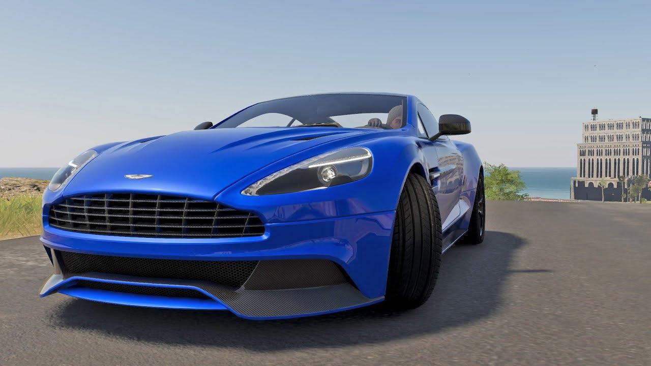 The Crew 2 Aston Martin Vanquish 2012 Custom Open World Free Roam Gameplay Hd Youtube