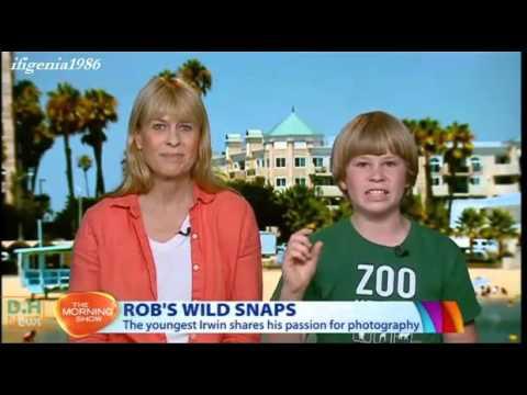 Terri Robert Irwin On The Morning Show Week 8 Season 21