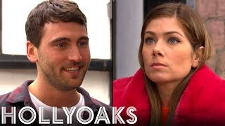 Hollyoaks: Damon Puts His Foot in it... Again
