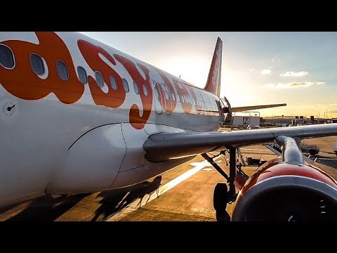 TRIP REPORT | easyJet | Airbus A319 | Edinburgh - Munich