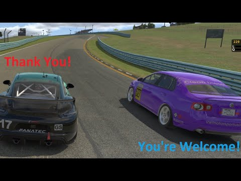 Multi Class Racing Etiquette from YouTube · Duration:  36 minutes 9 seconds