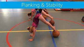 Warm ups » Core & Planking Stability