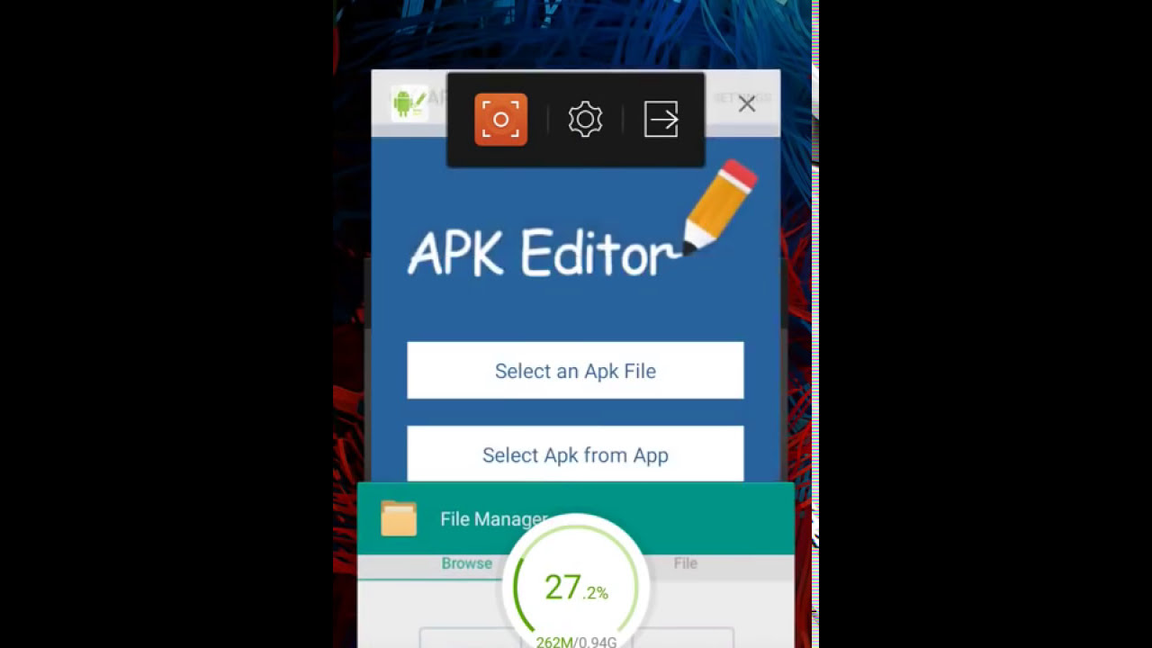 Use apk editor to hack games and change any number in it NEED ROOT easier  than root explorer