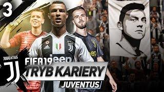 FIFA 19 | KARIERA JUVENTUS FC | #03 - Dybala POWER!