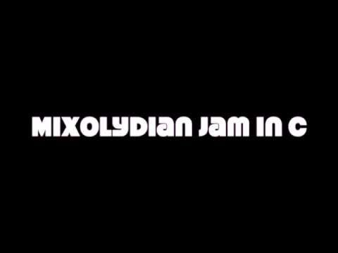 Fusion Jam Track - 30 Minute - Funky Mixolydian in C - Backing Track - C7
