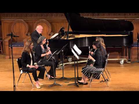 4. Frequency 49: Quartetto for four winds (Amilcare Ponchiel