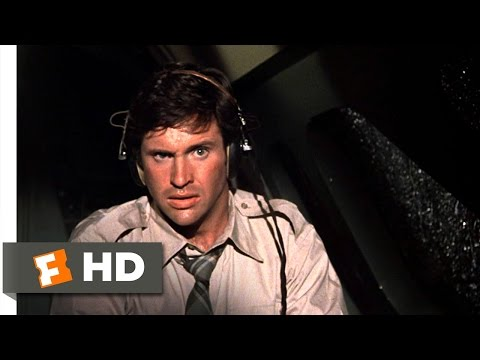 Airplane! 1010 Movie   S**t Hits the  1980 HD