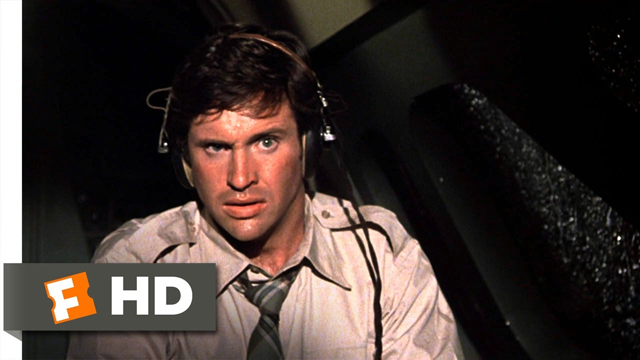 Airplane 10 10 Movie Clip S T Hits The Fan 1980 Hd Youtube