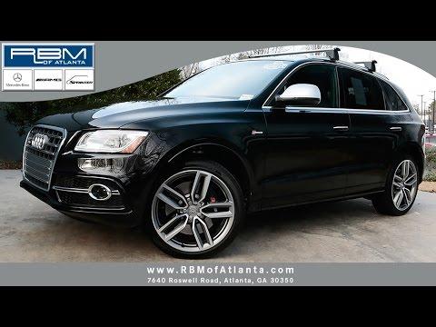 Audi Dealership Atlanta >> 2015 Audi SQ5 Premium Plus Atlanta GA M29534A SOLD! - YouTube