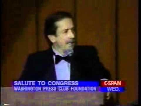 Sonny Bono  January 1995 Congressional Freshmen Dinner