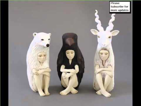 Handmade Ceramic Artists And Their Work | Colorful Ceramic Picture Set And Decoration Ideas