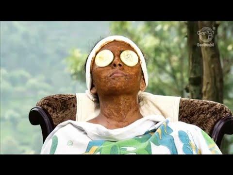 Ayurvedic Face Massage - Facials & Face Pack - Natural Glowing Face Pack