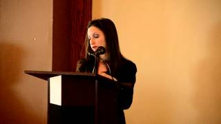 2013 USHAA Bravo Award - AT&T Marissa Shorenstein, President, Debbie Storey Chief Diversity Officer Thumbnail