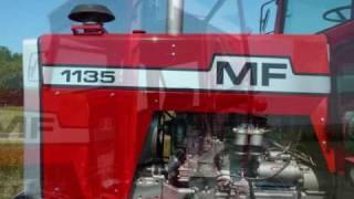 MF 1135 restoration pictures