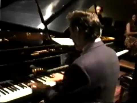 Pianist John Browning after a Masterclass