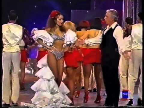 Telepasión 10. La gala 1999  Yoima Valdés y Manuel Giménez