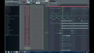 Future House Style Track (FL Studio) | Gazirovka - Black Remix