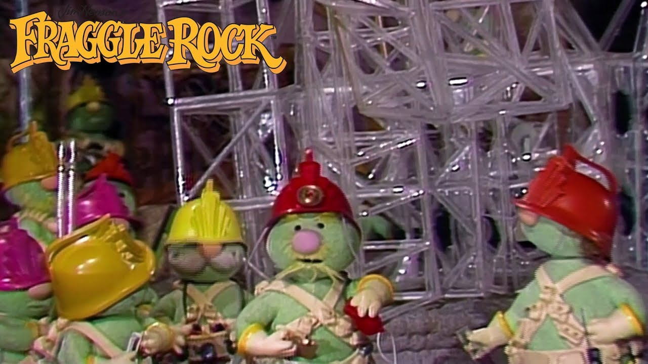 Why Do Doozers Do What They Do | Fraggle Rock - YouTube