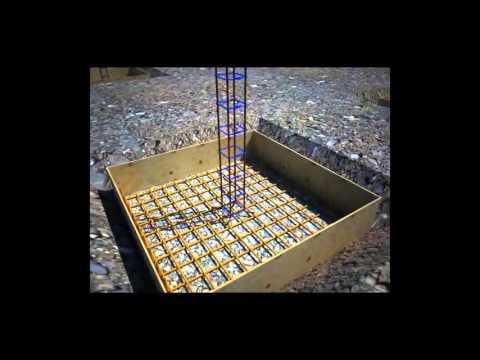Особенности производства бетонных монолитных работ при возведении зданий