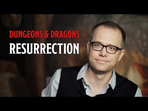 Death and Resurrection in Dungeons & Dragons - YouTube