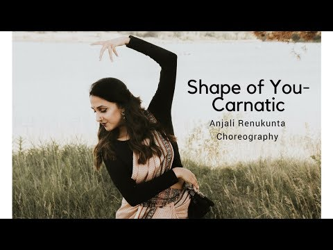 Shape of You- Carnatic Version (ft. Indian...