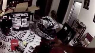 veve cb branca-aaaater que fim meu casco novo...Norisk  FF389 NEVADO
