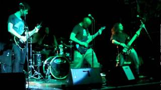 The Day of Locusts - 'Third' - Live at the Purple Turtle, Camden