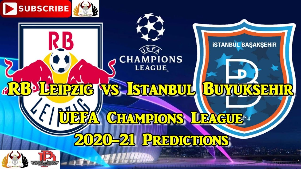 Rb Leipzig Vs Istanbul Buyuksehir 2020 21 Uefa Champions League Group H Predictions Fifa 20 Youtube
