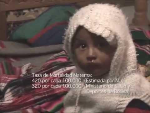Bolivia enfermeras de Vanguardia - Parte 1