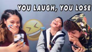 You Laugh, You Lose | DAD JOKES