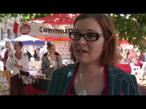 Local Food Revolution: Bendigo Community Farmers' Market