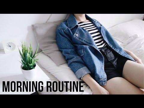 Morning Routine // 2016