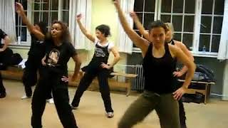 Stine Ortvad Salsa og Reggaeton - Let øvet/Intermediate