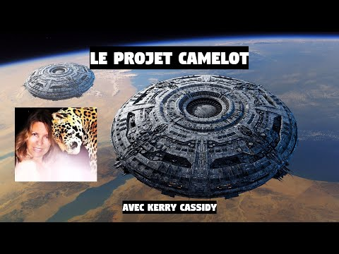 Kerry Cassidy du Projet CAMELOT