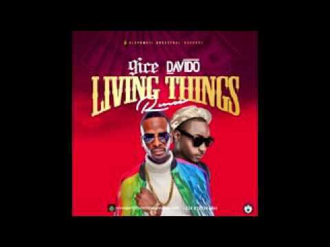 9ice Ft  Davido– Living Things Remix -official video