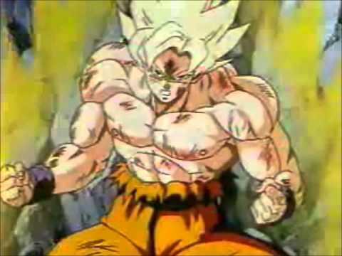 Dragon ball z - Goku vs broly (Evanescence - My immortal)