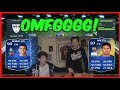 INSANE TOTS PACK OPENING W/ MY BROTHER! - 3 TOTS IN A PACK OPENING MY BRO IS LUCKY! FIFA 14