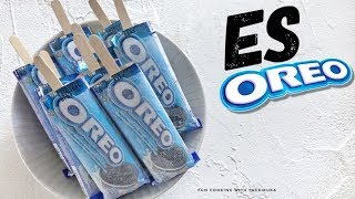 ES OREO * OREO ICE STICKS
