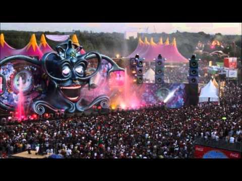Tomorrowland 2012 Intro Track Full - VANRAY MIX