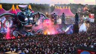 Tomorrowland 2012 Intro Track Full - VANRAY MIX