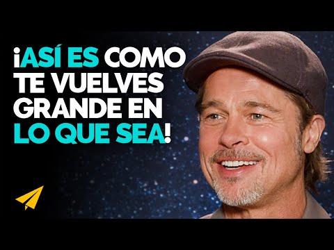 Tuve Trabajos Malos pero Pude Cambiar el Rumbo | Brad Pitt en Español: 10 Reglas para el éxito