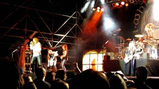 Whitesnake - Love Ain't No Stranger - Live (HD) 2011 - Big Flats, NY