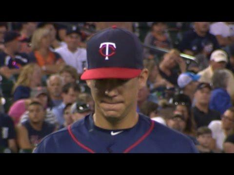 7/19/16: Milone, Nunez lead Twins past Tigers