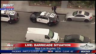 FNN: Police Chase In California