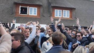 Pfingsten 2015 auf Sylt: So wild wurde auf der Insel gefeiert