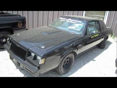 FAST AND FURIOUS 1987 BUICK GRAND NATIONAL - YouTube