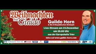 Weihnachten mit Guildo - Live aus der Europahalle Trier