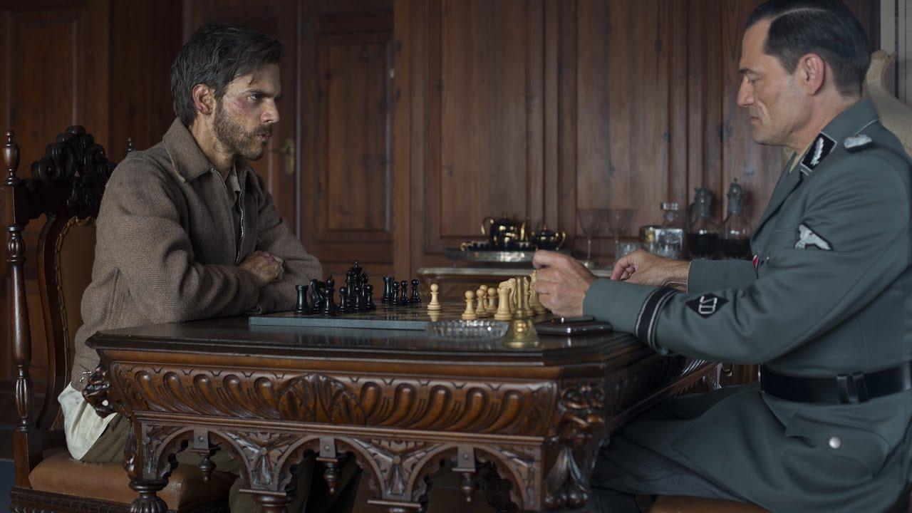 Trailer El jugador de ajedrez