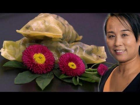 Vietnamese Steamed Dumplings (Chinese Style Cooking Recipe)